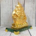 ln145 thuyen buom vang.jpg 150x150 Thuyền buồm vàng bóng lướt sóng thần vàng đế thuỷ tin LN145