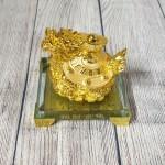 ln164 long quy kim nguyen bao nho 2.jpg 150x150 Thần rùa đầu rồng vàng bóng nhả kim nguyên bảo trên đống tiền vàng đế thuỷ tinh LN164