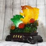 ln169 ca chep bap cai.jpg 150x150 Tiên cá chép cam vàng lưu ly bên bắp cải xanh ngọc vẫy sóng mẫu đơn lưu ly đa sắc LN169